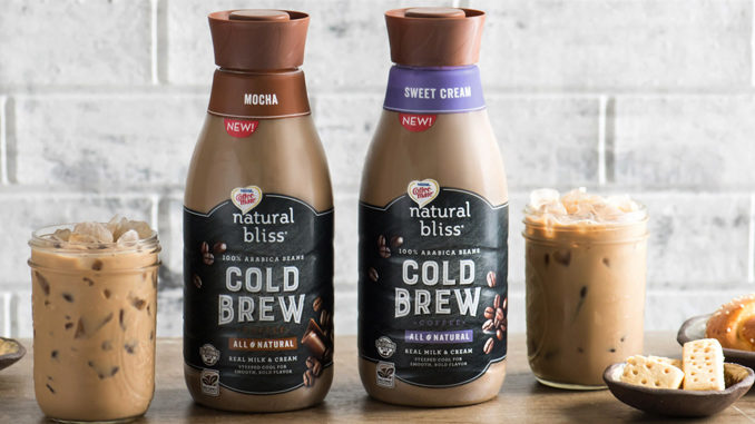 Coffee-Mate Natural Bliss Cold Brew Coffee Now Available Nationwide