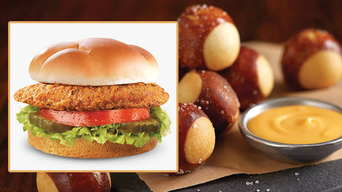 Culver's Debuts New Spicy Chicken Sandwich And Pretzel Bites