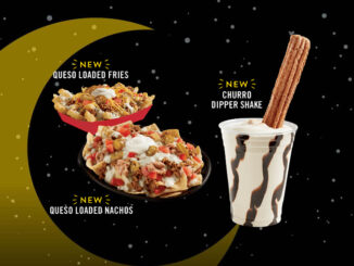Del Taco Launches New Churro Dipper Shake As Part Of New Late Night Bites Menu