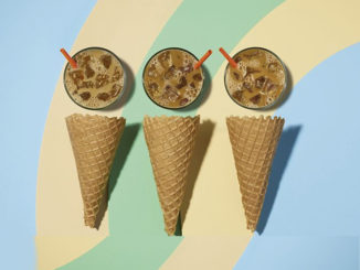 Dunkin' Donuts Brings Back Ice Cream Flavored Coffees - Launches New Frozen Lemonade