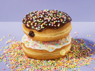 Dunkin' Donuts Unveils 2 New Cake Batter Donuts