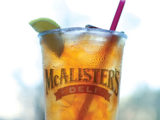 McAlister's Celebrates Free Tea Day On June 21, 2018
