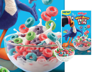 New Wild Berry Froot Loops Have Arrived