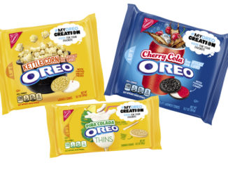 Oreo Unleashes 3 New Flavors As Part Of #MyOreoCreation Contest