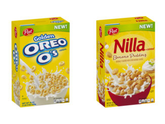 Post Unveils New Golden Oreo O's Cereal And New Nilla Banana Pudding Flavored Cereal