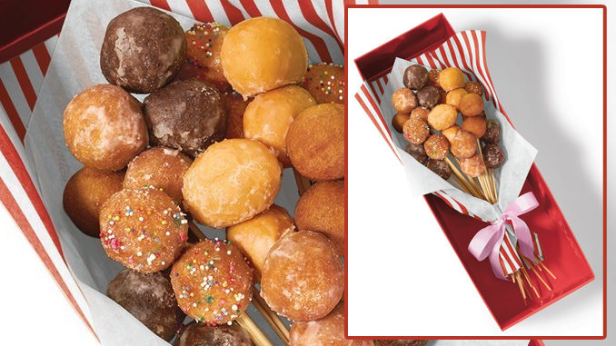 Tim Hortons Brings Back Timbits Bouquets For Mother's Day 2018