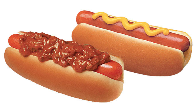 57-Cent Hot Dogs At Wienerschnitzel On July 10, 2018