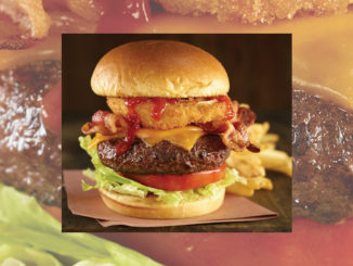 71-Cent Original Legendary Burgers At Hard Rock Cafe On June 14, 2018