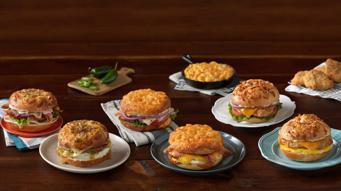 Buy One, Get One Free Flavors Across America Sandwich At Einstein Bros. From July 2-6, 2018