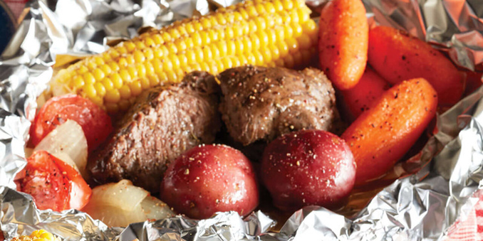 Classic Campfire Beef
