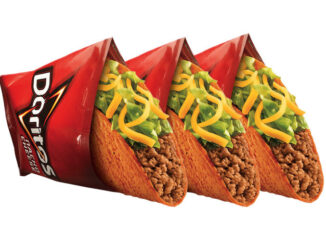 Free Doritos Locos Tacos At Taco Bell On June 13