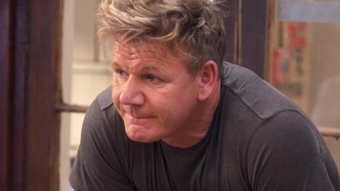 Gordon Ramsay At The Old Coffee Pot For 24 Hours To Hell And Back