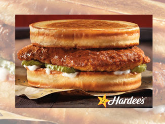 Redhook beer battered fish sandwich returns to carl s jr for Hardee s fish sandwich