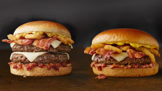 McDonald's Adds New Bacon Smokehouse Burger
