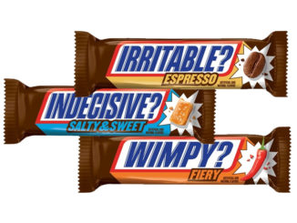 New Snickers Espresso, Fiery And Salty And Sweet Flavors Now Available Nationwide