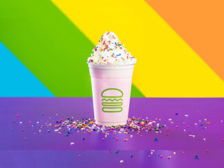 Shake Shack Spins New Pride Shake Through June 2018