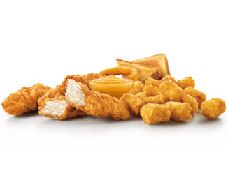 Sonic Launches New Crispy Tenders With New Signature Sauce