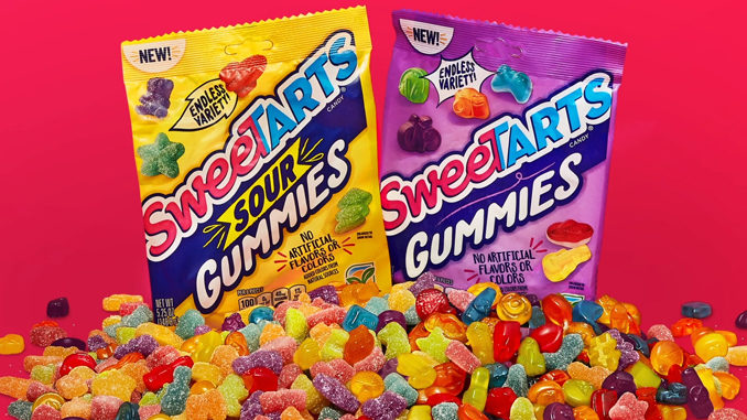 SweeTarts Gummies Now Available Nationwide