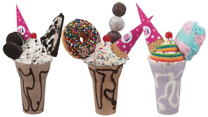 Baskin-Robbins Unveils New Freak Shakes