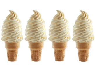 Buy One, Get One Free Soft-Serve Cup Or Cone At Carvel On July 15, 2018