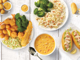 Captain D's Brings Back Lobster Feast For A Limited Time