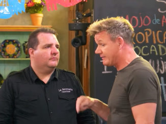 Gordon Ramsay At La Serenata For 24 Hours To Hell And Back
