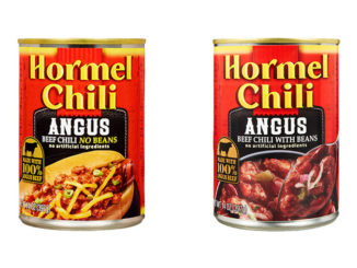 Hormel Introduces New Chili Made With Angus Beef
