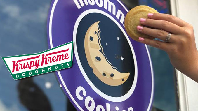 Krispy Kreme Buys Late-Night Cookie Shop Insomnia Cookies