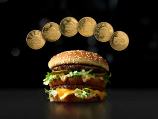 McDonald's Unveils The MacCoin To Celebrate 50 Years Of The Big Mac