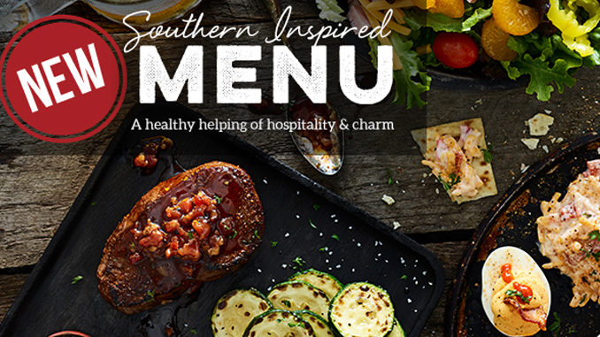 Ruby Tuesday Introduces New Southern Inspired Menu Chew Boom