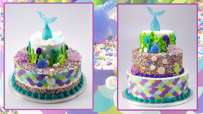 Sam S Club Bakes Up New Mermaid Cake Chew Boom