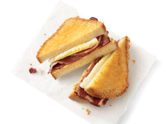 Starbucks Adds New Smoked Shoulder Bacon Breakfast Sandwich