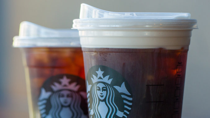Starbucks Getting Rid Of Plastic Straws By 2020