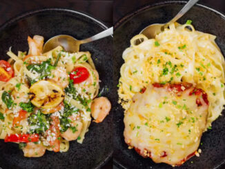 TGI Fridays Adds New Lemon Garlic & Shrimp Pasta And Chicken Parmesan Pasta