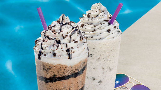 The Coffee Bean Pours 2 New Ice Blended Drinks Through August 26, 2018
