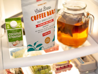 Trader Joe's Introduces New Cold Brew Coffee Bags