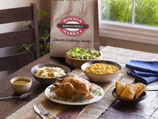 Boston Market Offers Free Delivery Through August 21, 2018
