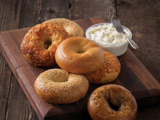 Free Bagel And Shmear With Ay Purchase At Einstein Bros. On August 15, 2018