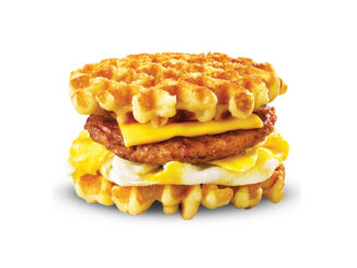 Free Belgian Waffle Slider With Any Purchase At White Castle On August 24, 2018