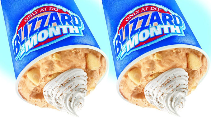 Free Blizzards At Dairy Queen On September 3, 2018 With App Download