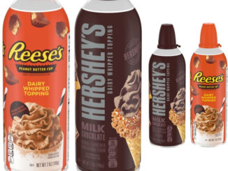 Kraft Heinz Whips It Good With New Hershey's Milk Chocolate And Reese's Peanut Butter Cup Whipped Toppings