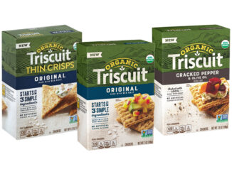 Nabisco Launches New Line Of Organic Triscuit Crackers