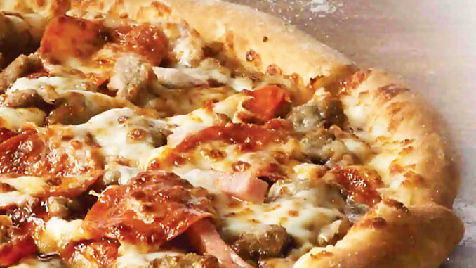 Papa John's Tosses New BBQ Meats Pizza