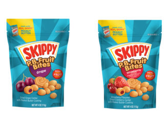 Skippy Introduces New P.B. Fruit Bites