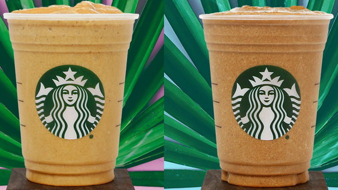 Starbucks Pours New Plant-Based Protein Blended Cold Brew