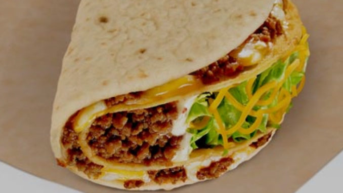 Taco Bell Adds New Double Cheesy Gordita Crunch