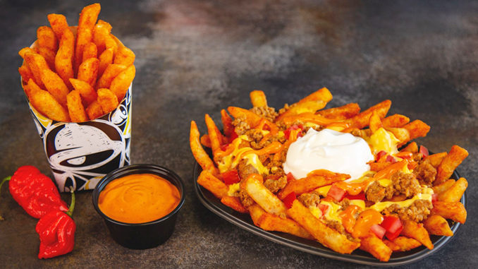 Taco Bell Tests New Rattlesnake Fries And New Reaper Ranch Fries