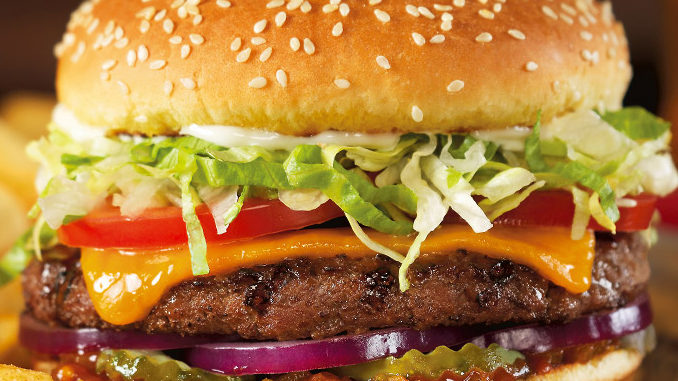 $5 Gourmet Cheeseburger And Fries With Any Drink Purchase At Red Robin On September 18, 2018