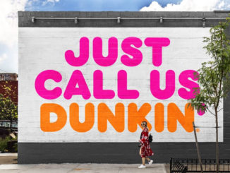 Dunkin' Donuts Confirms Its Dropping Donuts