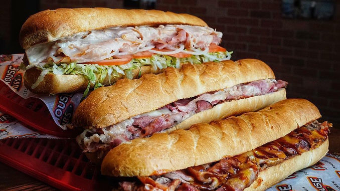 Firehouse Subs Offers Free Medium Sub With Purchase Of Medium Or Large Sub, Chips & Drink Through September 3, 2918